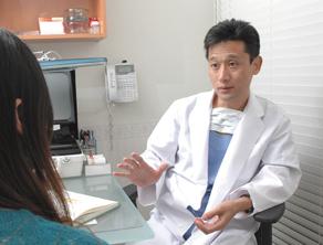美容外科医にとって、メンタルのケアも重要な仕事のひとつ